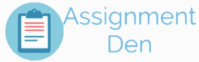 Assignment Den logo